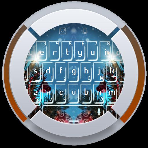 聖誕裝飾 TouchPal Theme 個人化 LOGO-玩APPs