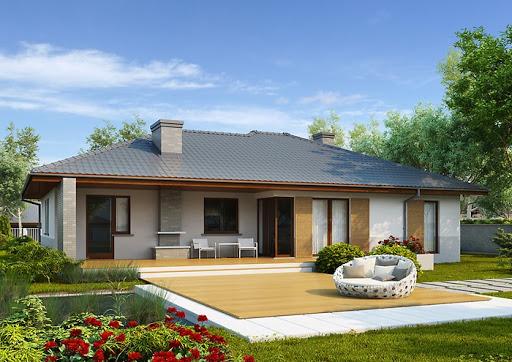 projekt Lucjan G1 Leca® Dom