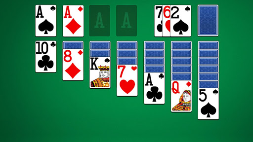 Solitaire  gameplay | by HackJr.Pw 4