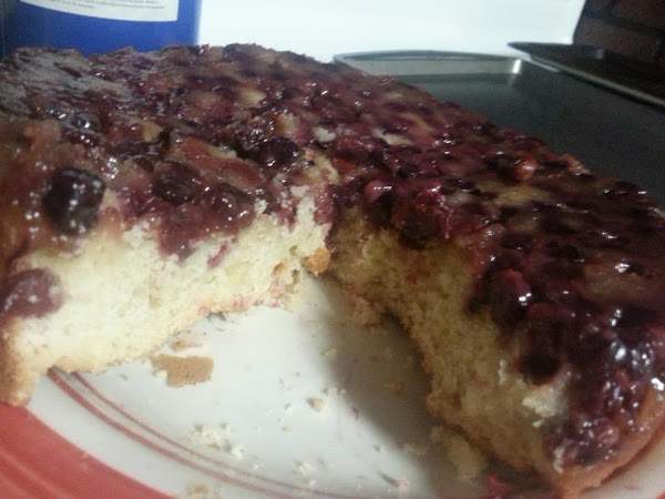 My Family's Best Holiday Cranberry Cake Recipe
