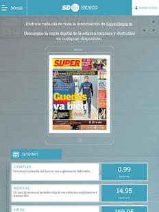 Kiosco Superdeporte - náhled