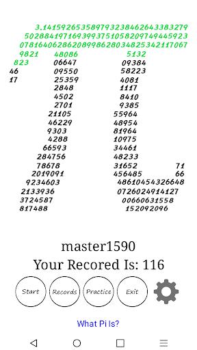 Pi 3.1415926535897 screenshots 9
