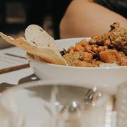 Cauliflower & Chickpea Vindaloo