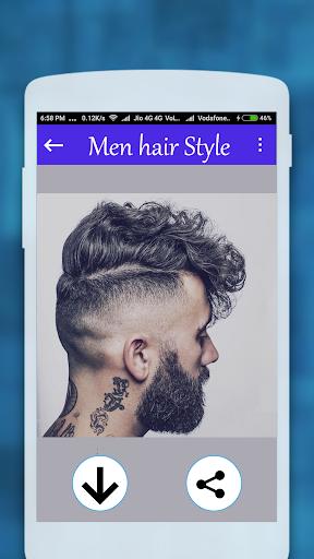 Men hairstyle set my face 2017 1.0.8 screenshots 5