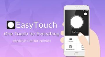 Screenshot of EasyTouch Classic