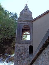 Photo: Campanile of former Carmelite church betrays origins as minaret