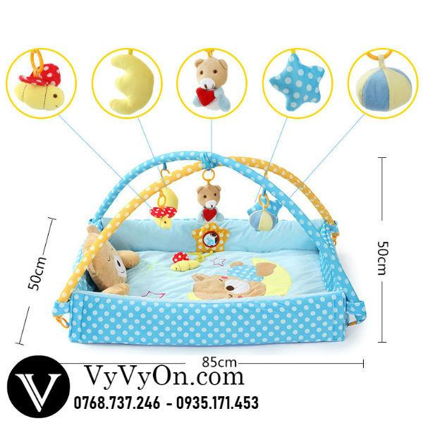 khăn , mùng, gối chặn ... đồ dùng phòng ngủ cho bé. cam kết rẻ nhất - 32