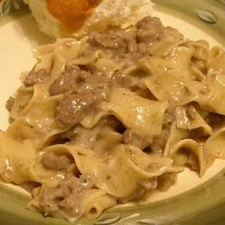 Minced Beef Stroganoff Recipes