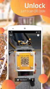 oBike-Stationless Bike Sharing- screenshot thumbnail