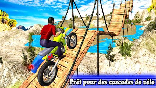 Bicyclette Cascade Des trucs Mau00eetriser - TKN Jeux  captures d'u00e9cran 1