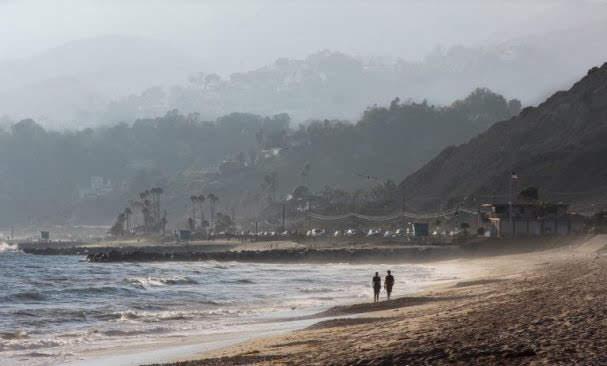 Santa Mónica State Beach