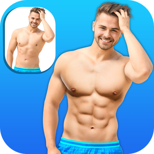 Men Body Editor : Photo & Abs Body Builder Styles - Apps on
