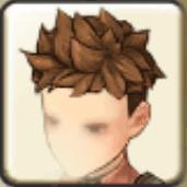 ヒューマン男髪3