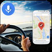 Voice Route Maps & GPS Navigation