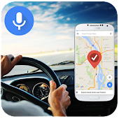 Voice Route Maps & GPS Navigation