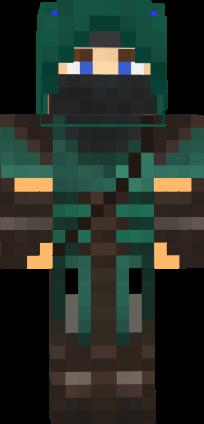 Hd Zombie Girl Wallpaper Archer Assassin Nova Skin