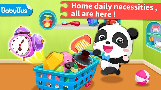 Baby Panda Daily Necessities - náhled