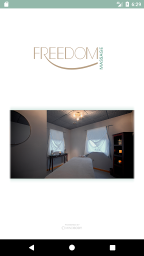Freedom Massage 4.2.2 screenshots 1