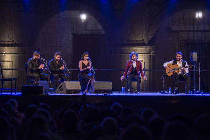 El Festival de Flamenco y Danza de Almería, un imprescindible de la Plaza Vieja.