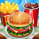 Crazy Cooking Chef: Kitchen Fever & Food Games