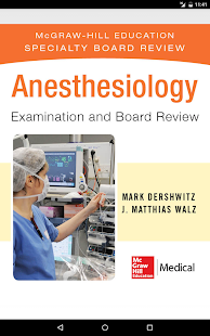 Anesthesiology Board Review- screenshot thumbnail