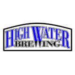 Logo for High Water Brewing