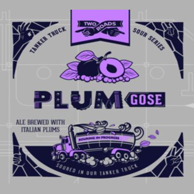 Logo of Two Roads Tanker Truck Sour Series: Plum Gose