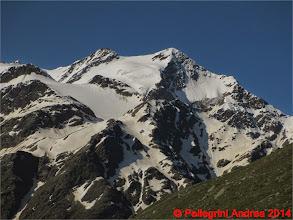 Photo: IMG_8835 nord del Tresero, salendo al Pizzini