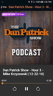 The Dan Patrick Show- screenshot thumbnail