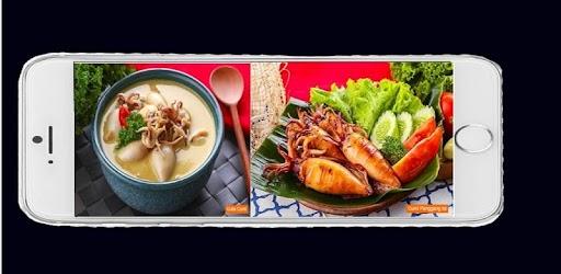 Thức ăn hải sản nhanh APK 0