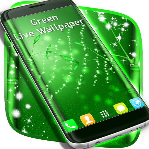 Green Live Wallpaper