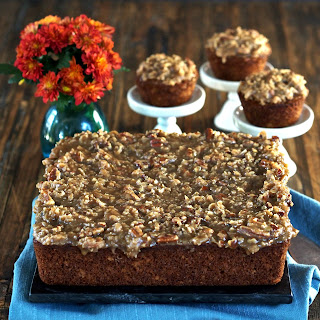 Old-Fashioned Oatmeal Cake