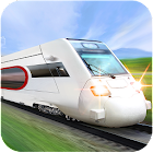 Euro Train Rush simulation icon