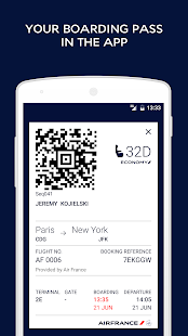 Air France - Airline tickets- screenshot thumbnail