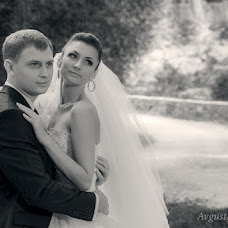 Wedding photographer Pavel Kostenko (AvgustFoto). Photo of 23.10.2012