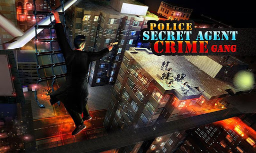 Police Secret Agent Crime Gang 1.0.2 screenshots 1