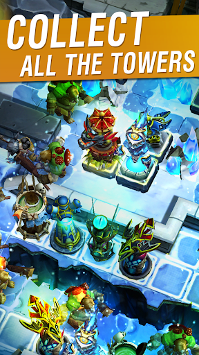 Defenders 2: Tower Defense Strategy Game screenshots 1