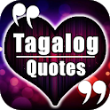 Tagalog, Hugot, Pinoy & Bisaya Love Quotes Editor icon