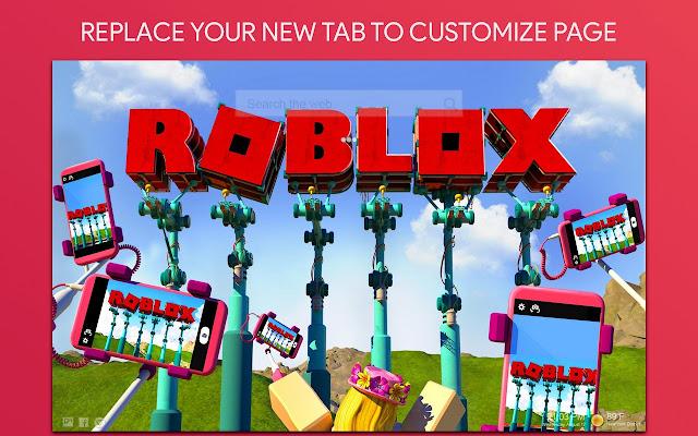 Roblox Wallpaper Hd Custom New Tab