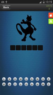 Trivia for Poke Quiz - screenshot