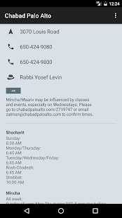 Find a Minyan- screenshot thumbnail