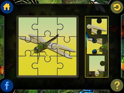 Jigsaw Puzzle for Insects- screenshot thumbnail