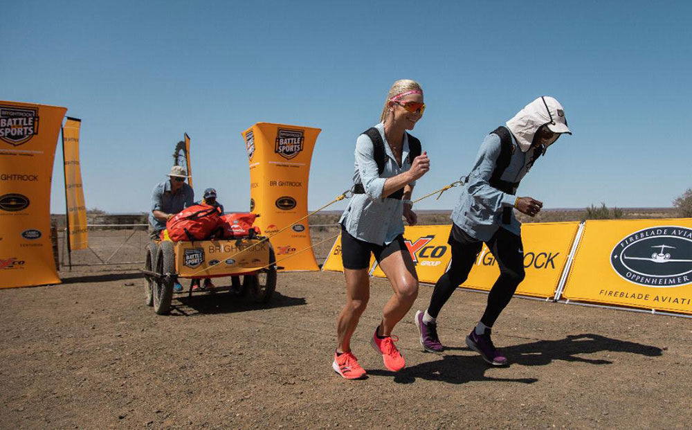 Desert showdown: meet the top SA runners competing in the Battle of the Sports
