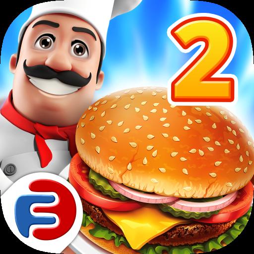 Food Court: Burger Shop Game 2