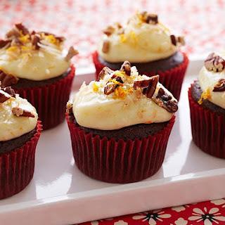 Bobby's Red Velvet Cupcakes.