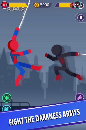 Stickman Battle filehippodl screenshot 2