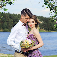 Wedding photographer Alena Rumyanceva (Binary). Photo of 12.06.2017