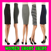 Women Short Skirt Designs icon
