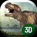 T-Rex Dinosaur Live Wallpaper icon