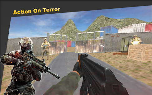 Commando IGI Gun Shooter 3D 7
